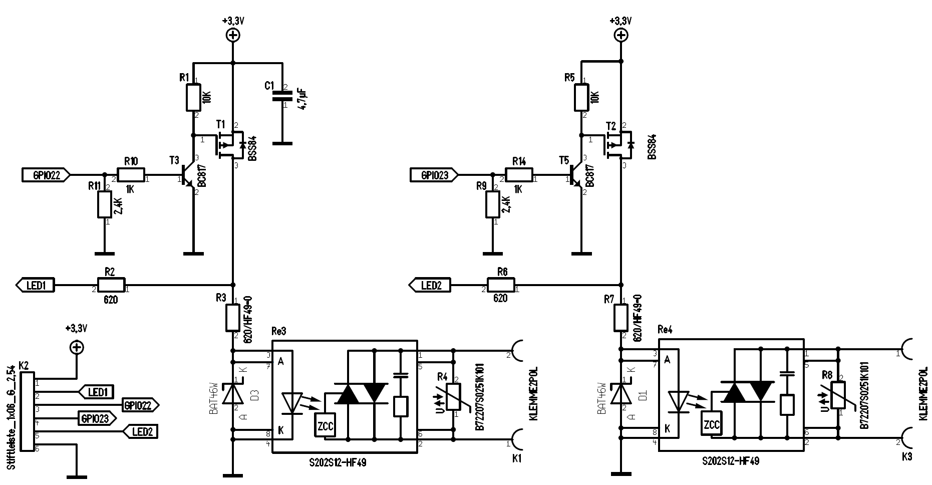 Stromlaufplan Wiki